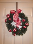 Another fun wreath we made.